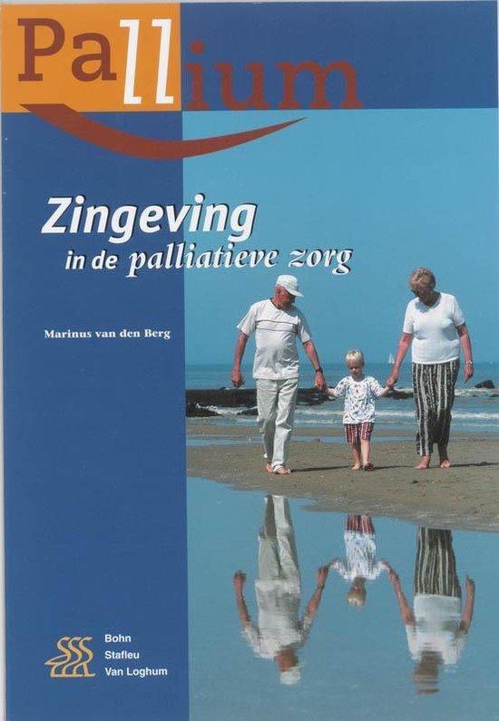 Pallium - Zingeving in de palliatieve zorg - S Teunissen |