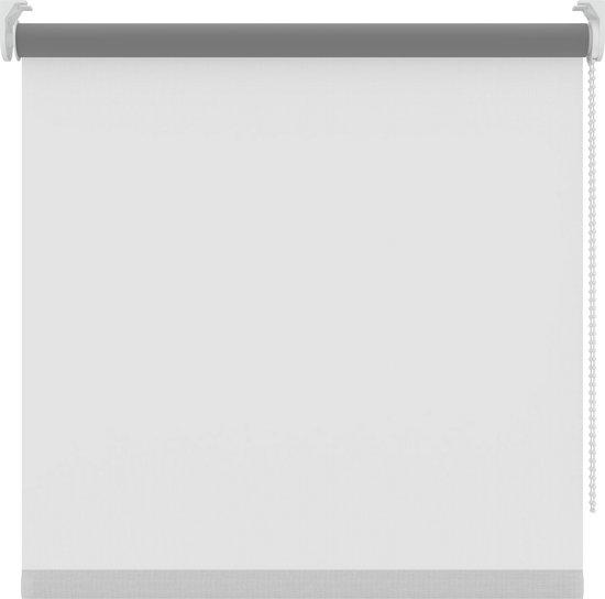 BloomTheRoom rolgordijn - Wit - Lichtdoorlatend - 90x190 cm