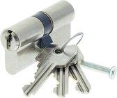 Starx Cilinderslot - Messing Vernikkeld - 60 mm
