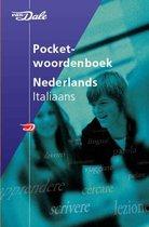 Van Dale/ Nederlands-Italiaans. Pocketwoordenboek