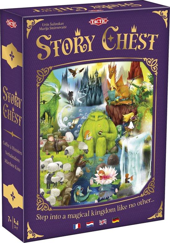 Thumbnail van een extra afbeelding van het spel Story Chest