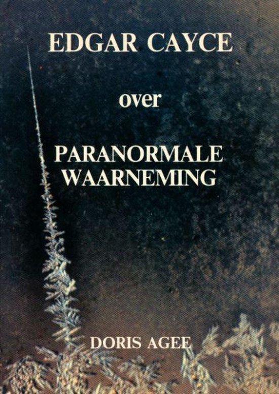Paranormale waarneming