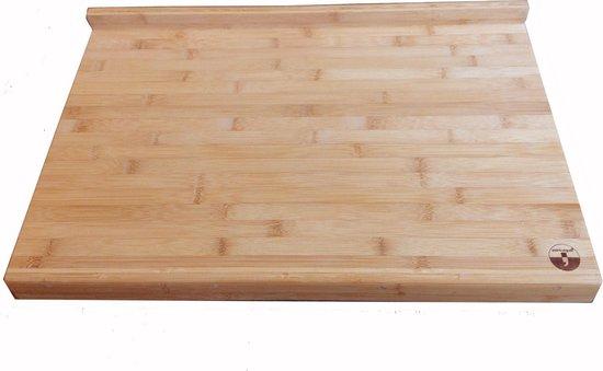Point-Virgule Snijplank - Aanrechtplank - Bamboe - 60 x 40 x 4cm