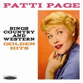 Page Patti - Sings Country & Western..