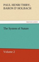 The System of Nature, Volume 2