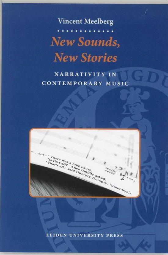 New Sounds, New Stories - V. Meelberg | Fthsonline.com