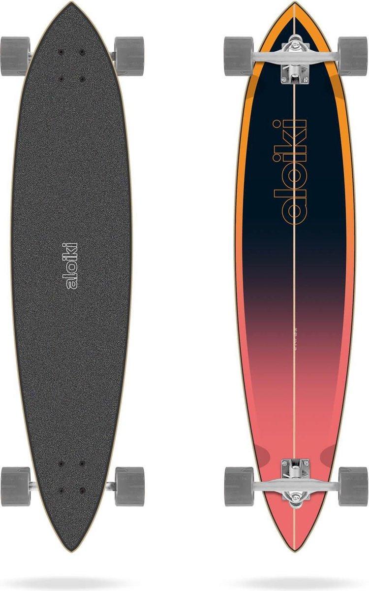 Aloiki Nazare pintail longboard 40