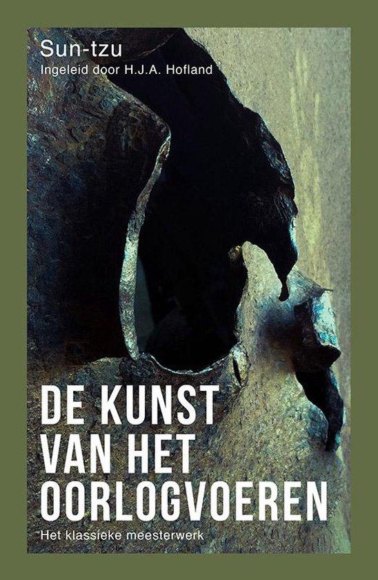 Boek cover De kunst van het oorlogvoeren van Sun-Tzu (Hardcover)