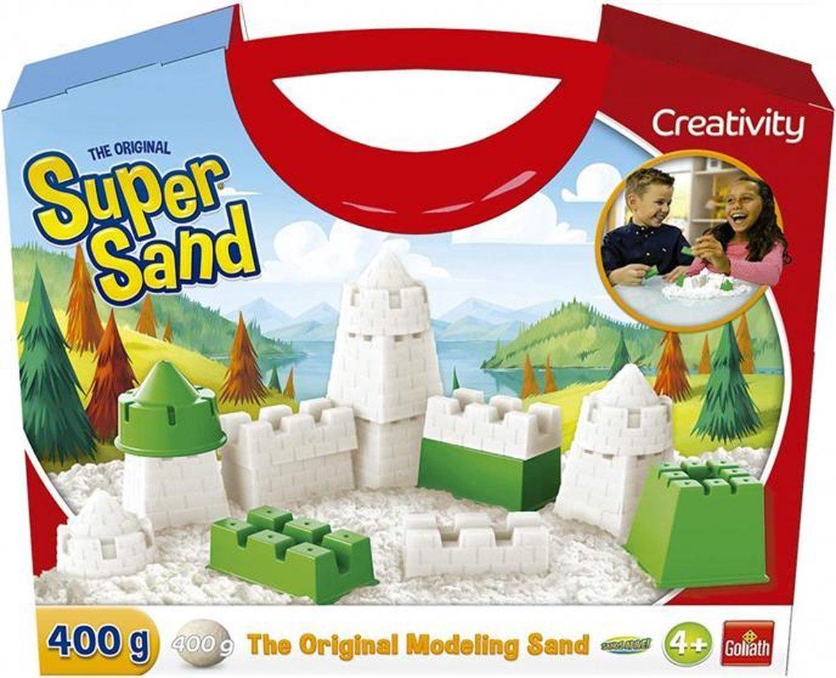 Super Sand speelzand creativity