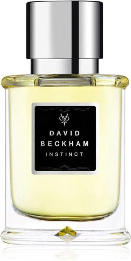 David Beckham Instinct 75 ml - Eau de Toilette - Herenparfum