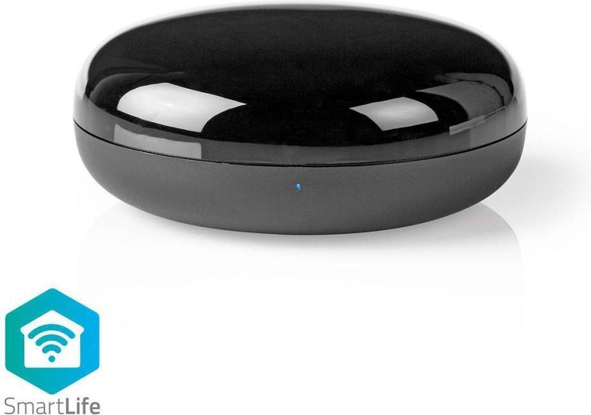 Nedis WIFIRC10BK Wi-fi Smart Universele Afstandsbediening Infrarood