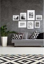 Fotolijst - Henzo - Driftwood - Fotowand - 7 lijsten - Wit