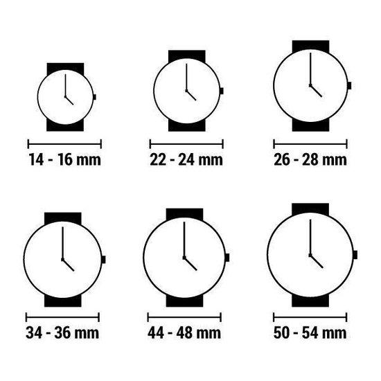 Horloge Dames Chronotech CT7099LS-05M (Ø 36 mm)