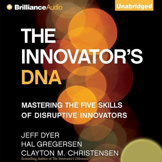 Boek cover Innovators DNA, The van Jeff Dyer (Onbekend)