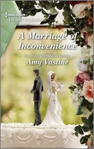 Omslag A Marriage of Inconvenience