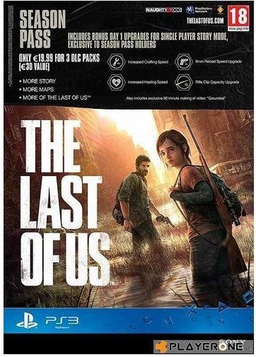 The Last Of Us - Season Pass - PS3 (België)