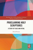 Proclaiming Holy Scriptures
