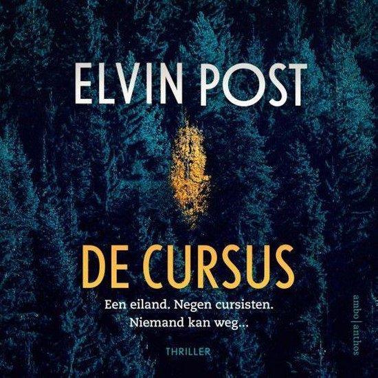 Boek cover De cursus van Elvin Post (Onbekend)