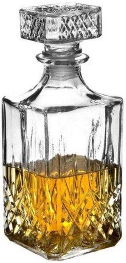 Alpina Whiskey Karaf - 1L - Glas