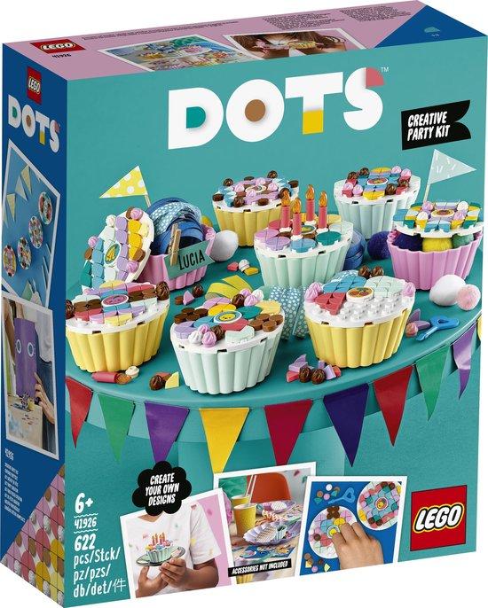 Afbeelding van LEGO DOTS Creatieve Feestkit - 41926 speelgoed
