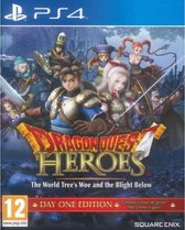 Dragon Quest Heroes - Day One Edition - PS4
