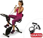 Slim Cycle  Hometrainer - Zwart