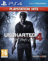 Uncharted 4: A Thief's End - PS4 Hits