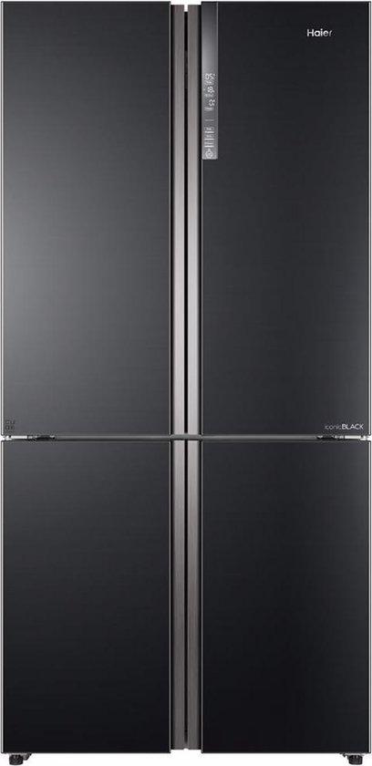 Koelkast: Haier Amerikaanse koelkast HTF-610DSN7, van het merk Haier
