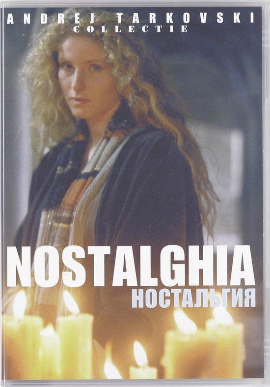 Cover van de film 'Nostalghia'