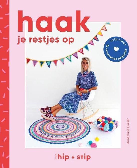 Boek cover Haak je restjes op van Annemarie Huijser (Paperback)