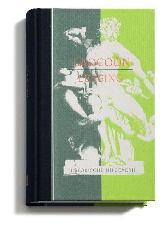 Boek cover Laocoön van Gotthold Ephraim Lessing (Hardcover)