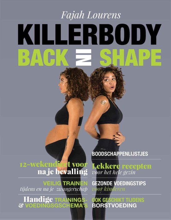 Killerbody Back in shape