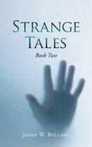 Omslag Strange Tales