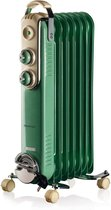Ariete Elektrische Olieradiator - 7 Vinnen - Vintage Groen