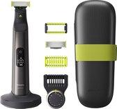 Philips OneBlade Gezicht en lichaam, met oplaadbare Li-ionbatterij