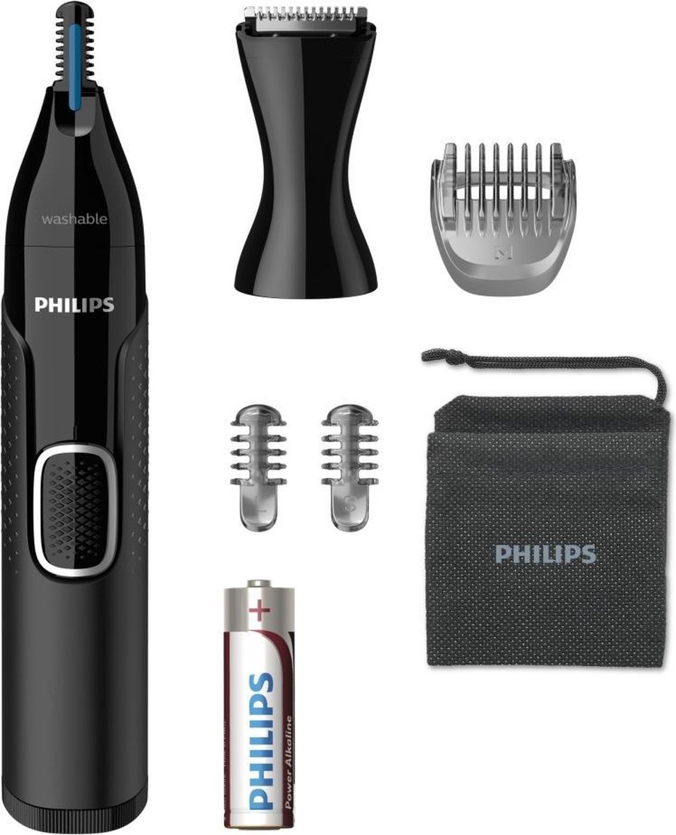Philips Series 5000 NT5650/16 - Neus-, oor-, wenkbrauwen detailtrimmer