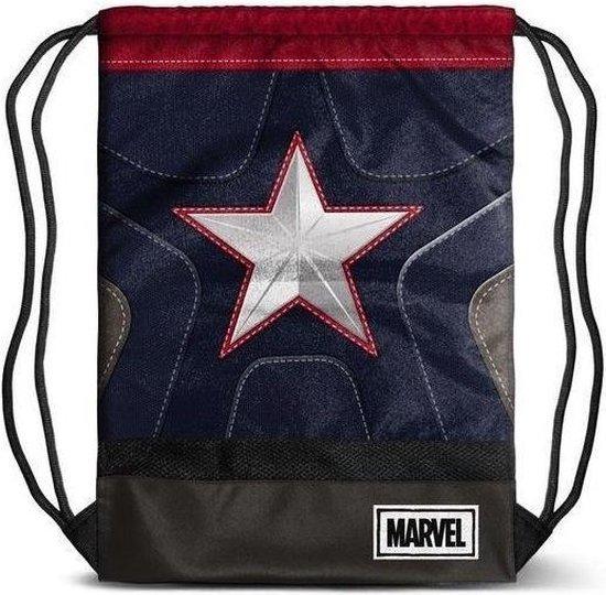 Marvel Captain America gym bag 48cm