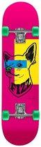Street Surfing Fizz Skateboard Pink Dog 78.7x20.3 cm