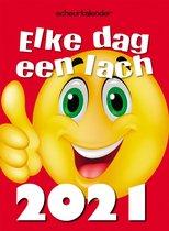 Elke dag een lach Scheurkalender 2021