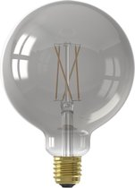 Calex Smart LED Globe G125 E27 7W 1800-3000K Titanium