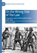 Omslag On the Wrong Side of The Law