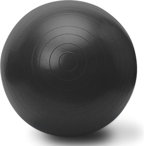 Gymball fitnessbal met pomp