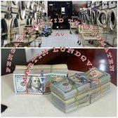 Pengatvätt vid tvättomaten
