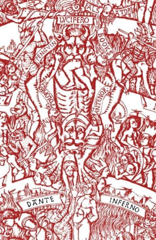 Boek cover Inferno van Dante Alighieri (Paperback)