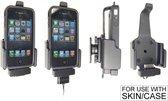 Brodit Draaibare Passieve Houder voor de Apple iPhone 4 - Zwart