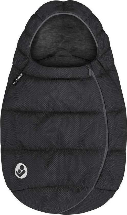 Product: Maxi-Cosi Autostoel Voetenzak - Essential Black, van het merk Maxi-Cosi