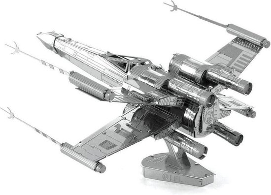 Metal earth Star Wars X-Wing - Bouwpakket