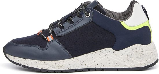 Vegan sneakers voor Heren - Bright Navy - 44