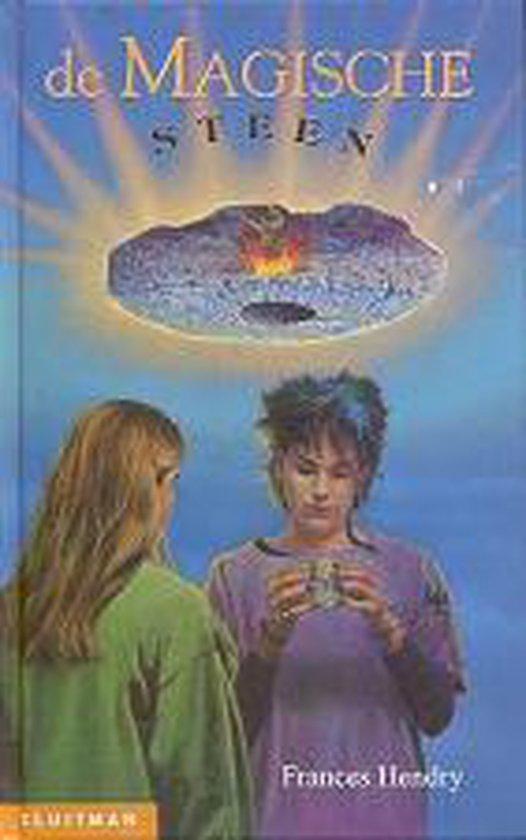 Cover van het boek 'De magische steen' van Frances Hendry