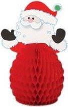 UNIQUE - Kerstman kerstversiering voor op tafel - Decoratie > Tafeldecoratie beeldjes